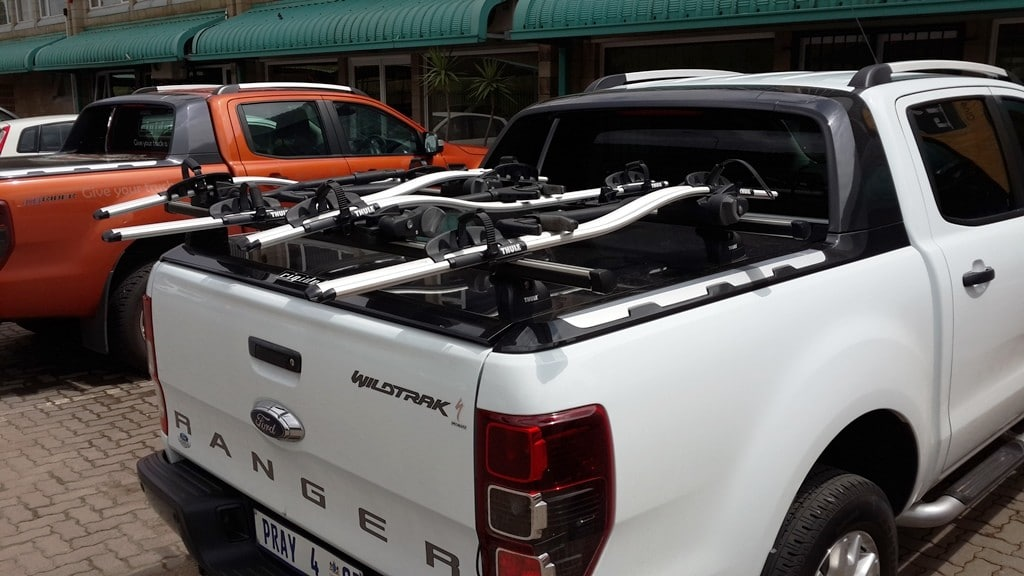 Rigidek Persenning Ford Ranger Wildtrak 2012 4yourcar