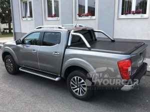 Mountain Top Rollcover Nissan Navara NP300