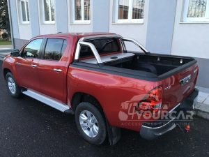 Mountain Top Rollcover Toyota Hilux