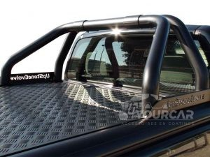 Upstone rollbar black