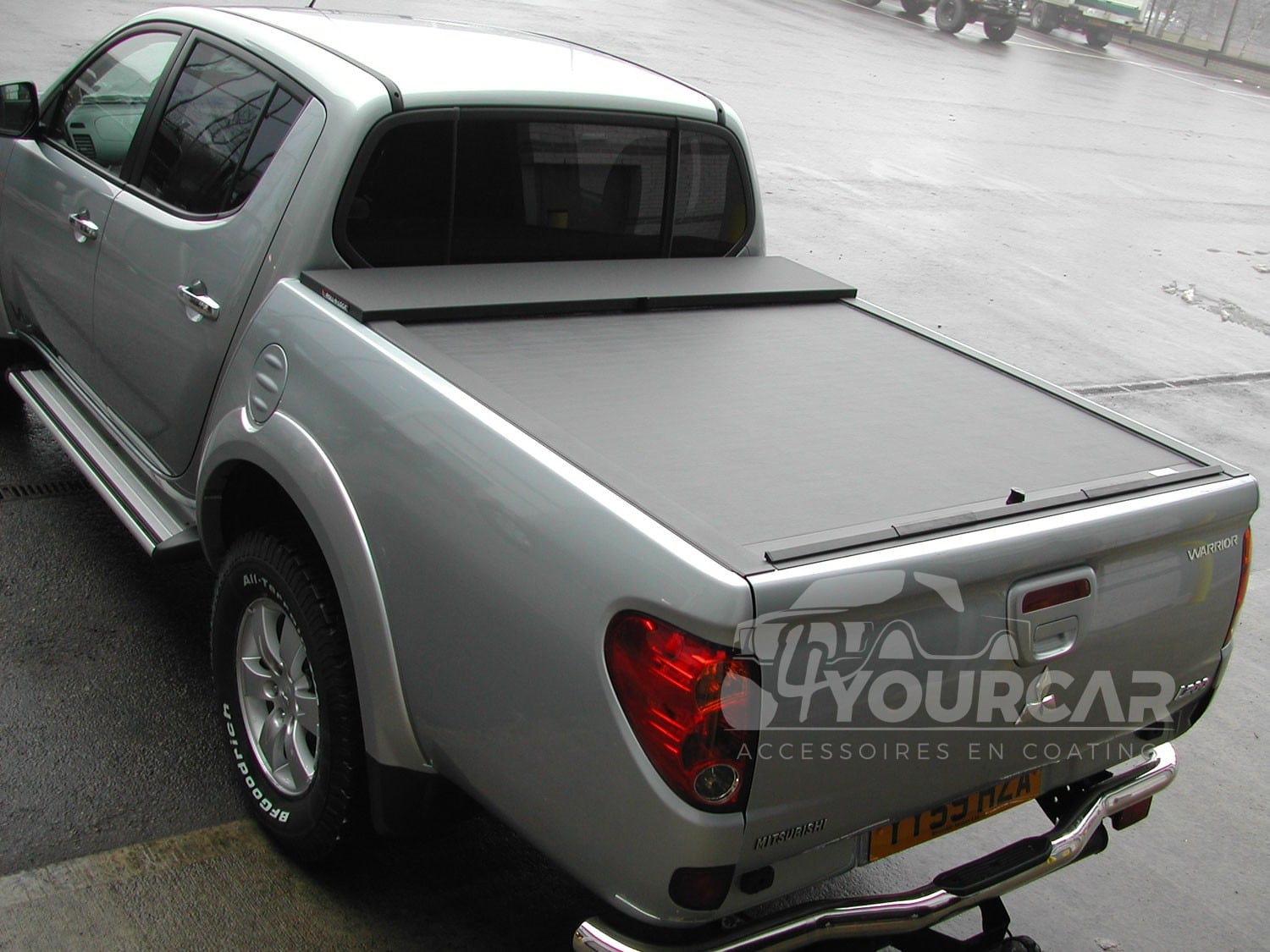 Roll N Lock Rollcover Mitsubishi L200 Langbett 2010 2015 4yourcar