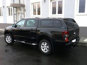 Aeroklas Stylish hardtop Ford Ranger Double cab 2012+