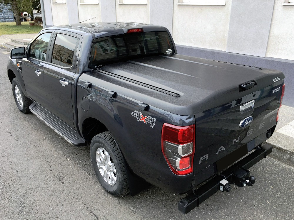 Pro-form Sportlid black grain surface ford ranger