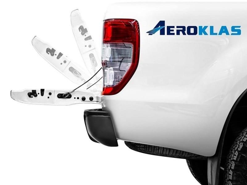 Aeroklas Tailgate Assist Ford Ranger