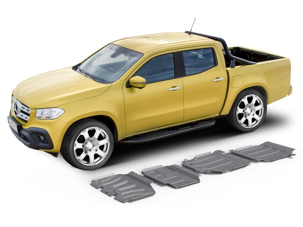 Rival underbody protection kit